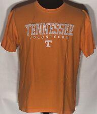 University of Tennessee Volunteers Embroidered NCAA SEC College Orange T-shirt