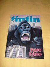 TINTIN N°215 octobre 1979