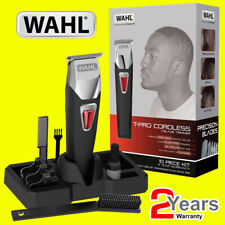 Wahl 9860-806 Detailer 10-in-1 T Blade Pro Rechargeable Bump-Free Hair Trimmer