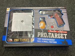 Target Gun Toy Kids Set Score Shooting Laser Gun Kids Home Game