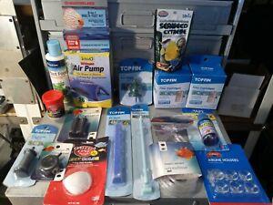 Lot Of Aquarium Supplies! Mini Starter kit. Brand New