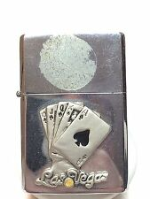 Star III Forever Las Vegas Collectible Lighter - Fair Condition - Works
