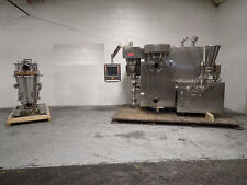 GEA Collette Continuous Granulator Dryer, Model Consigma 25~ Fluid Bed Dryers