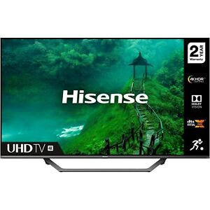 """Hisense 65AE7400FTUK 65"""" 4K Ultra HD HDR Smart LED TV with Dolby Vision and Alex"""