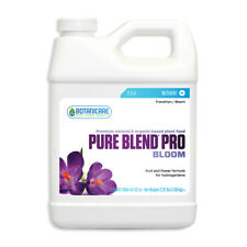 Botanicare Pure Blend Pro Bloom Hydro- One Part Nutrient-Organic Based- Quart