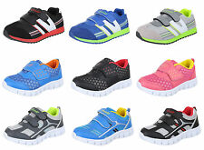 Markenlose Medium Schuhe für Jungen mit Klettverschluss