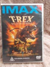 T-REX BACK TO THE CRETACEOUS(IMAX) G  R4