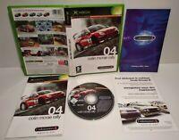 Colin Mcrae Rally 04 - Jeu XBOX Classic - PAL francais - Complet - Bon état