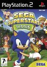 PS2 Sega Superstars Tennis Spiel für Sony Playstation 2