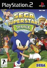 PS2 Sega Superstars Tennis Spiel für Sony Playstation 2