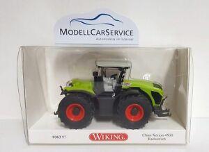 WIKING 1/87 (H0): 036397 Claas Xerion 4500 Wheel Drive - Nh Dez.2020