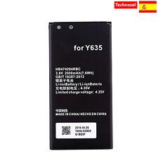 Bateria Para Huawei Ascend Y635 , Y5, Y625 Alta Calidad Capacidad 2000mAh