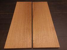 IROKO TIMBER BOAT HARDWOOD SOLID WOOD AFRICAN TEAK 200mm x 22mm x 570mm (6773)