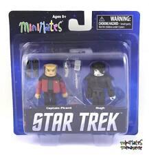 Star Trek Legacy Minimates TRU Wave 1 Captain Picard & Hugh