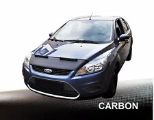 Car Bra Ford Focus Coupe & Cabriolet bj.2007-08 Stone Chip Protection Carbon