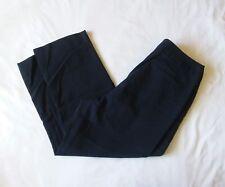 Josephine Chaus Petite Women's Navy Blue Capri Pants Sz 10P