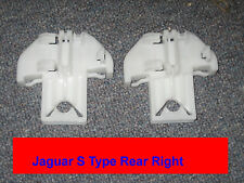 Jaguar X- , S-Type - Window Regulator Repair Clip (1) - REAR Set Left + Right