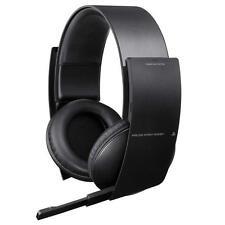 sony playstation 3 headsets for sale ebay rh ebay com Sony Bluetooth Wireless Headphones Sony Bluetooth Earpiece