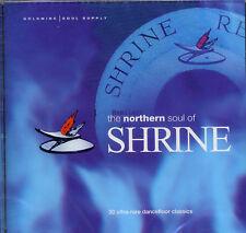 """THE NORTHERN SOUL OF SHRINE""  30 STUNNING TRACKS   NORTHERN SOUL"
