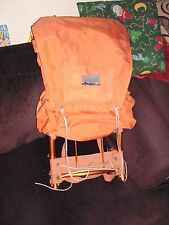 Duffle Bag Large Top Loading Retco Mountain King climbing Hiking Rock camping