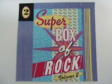 SUPER BOX OF ROCK II Disc 2 (CD, 1993, Dominion) Used 50s Oldies Compilation