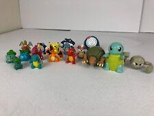 RARE Lot 17 Vintage Pokemon TOMY CGTSJ Figure Original Nintendo VG 1998