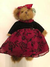 "Bearington Bears ""Elise"" 9"" Collector Bear- Sku #19898-00966"