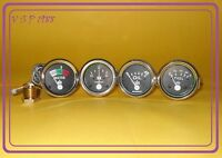 IH Farmall 460, 560 Gas/Temp+Oil Pressure+Ampere+ Fuel Gauge