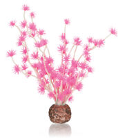 Oase biOrb Bonsai Ball Pink 18cm Aquarium Tank Decoration Plants Ornament