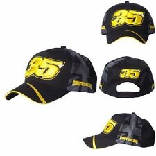 Chapeaux casquettes de base-ball noirs pour homme