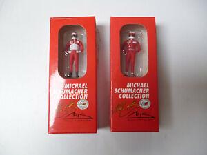 Minichamps Michael Schumacher Figur F1 1:43 1996 1997 OVP Ferrari