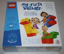 Lego Explore~My First Builder Game For Little Creators Scandinavian version NEW