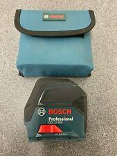Bosch Gcl 2 160 65 Ft Cross Line Laser Level