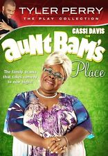 Tyler Perry's Aunt Bam's Place - The Play DVD