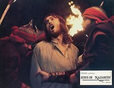 ROBERT POWELL ANNE BANCROFT JESUS OF NAZARETH 1977 8 VINTAGE LOBBY CARDS LOT #1