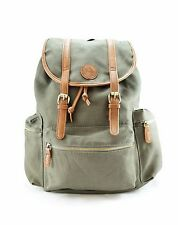Hemp Dark Olive Backpack