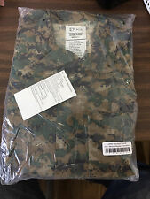 NEW Dogs USMC Digital Woodland Ripstop Coverall Jumpsuit Large w Insect Shield