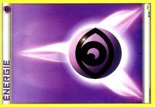 PROMO POKEMON FRANCAISE KIT BRUYVERNE N°  8/30 ENERGIE PSY