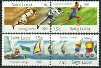 Saint Lucia Stamp - 96 Summer Olympics centenary Stamp - NH