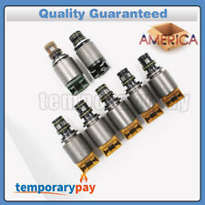 USA OEM 7X 6HP19 6HP26 6HP32 Transmission Solenoids For BMW X3 X5 Audi A6 A8 Q7