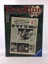 Headlines Jigsaw Puzzles Ravensburger - Englands World Cup Win 1966