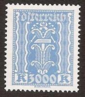s118) Österreich  MiNr 396 b  postfrisch  KW 75 Euro