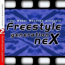Idol Maker Records Presents Freestyle Generation N (2013, CD NEUF) CD-R
