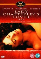 LADY CHATTERLEYS LOVER DVD Sylvia Kristel D H Lawrence New Sealed Chatterley