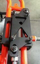 TTT Adjustable slide Motor Mount Kart Briggs Animal Engine Briggs World Formula