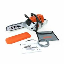 Stihl Toy Chainsaw With Moving Rubber Chain And Sounds Battery Operated