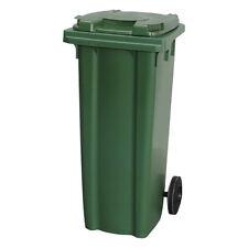 140 Litre Wheelie Bin | Green