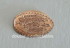 Seaworld San Diego Elongated Pressed Penny I Survived Shipwreck Rapids