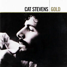 CAT STEVENS GOLD 2 CD NEW