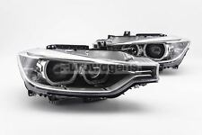 BMW 3 Series F30 F31 11-15 LHD Projector Angel Eyes Headlights Set Upgrade